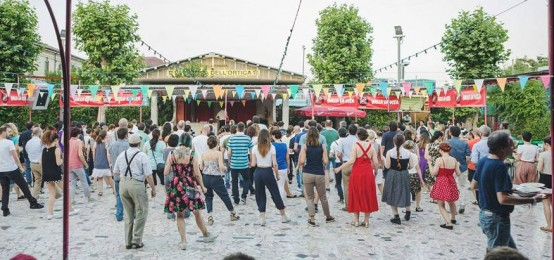 Summer Swing Lab alla Balera dell'Ortica
