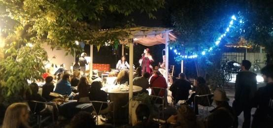 Live music al ristorante Ca' Sana