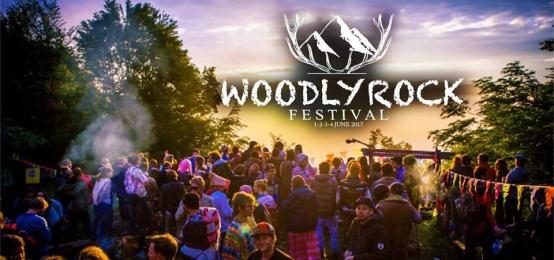 WoodlyRock Festival 2017 da Santaviola Club