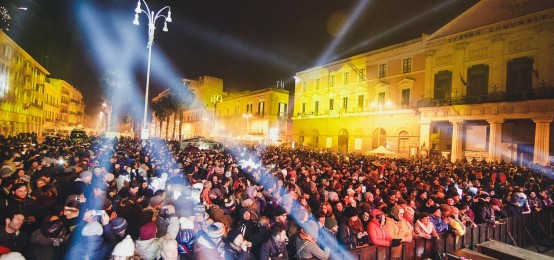 Capodanno Bari 2017