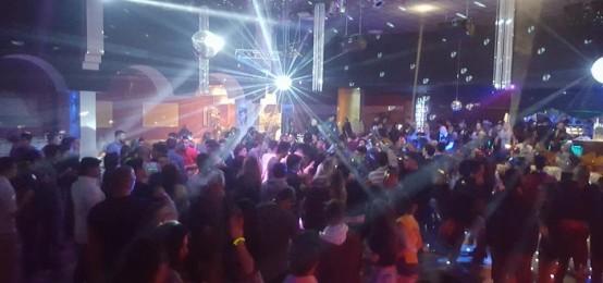 Venerdì notte al Plaza Disco