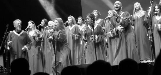 Tribu Gospel Singers (Gospel) a Le Cantine de l'Arena