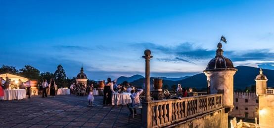 Degustazione panoramica al Castello del Catajo