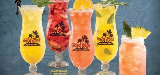 Infused With Love Cocktails all'Hard Rock Cafe Roma