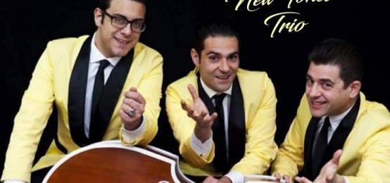 New Tones Trio all'HangoutCafe
