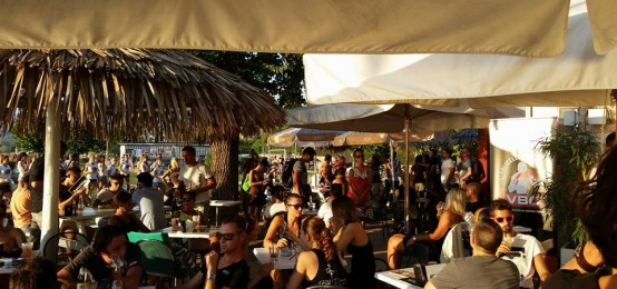 Saturday Party a Le Palafitte