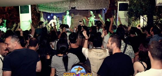 Tribute Band al Pepito Beach Club