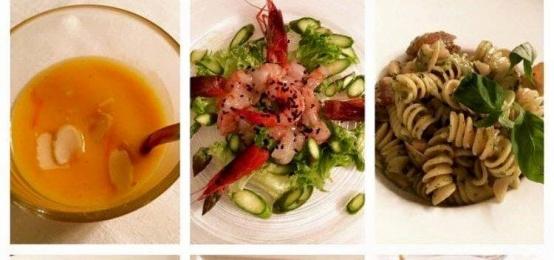 La Cena dedicata alla cucina ferrarese da Adagio