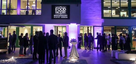 Il Summer Party di The Food Factory è ogni settimana