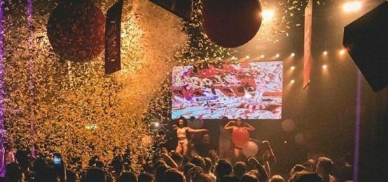 Party e dj-set al Supersonic Music Arena