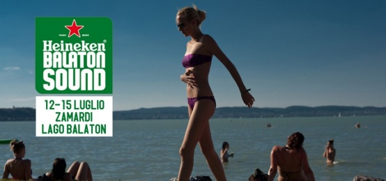 Balaton Sound Festival 2012 Gratis Con 2night