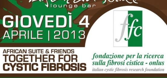 African Suite & Friends together for the Cystic Fibrosis