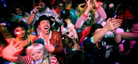 Carnival Party al 100 Montaditos di Desenzano
