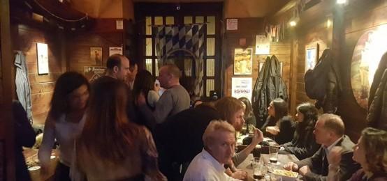 Vitesse vs Lazio al Jamboree Pub