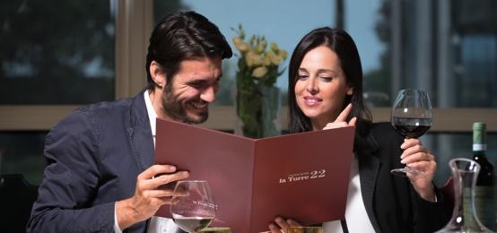Cena Romantica di San Valentino in Hotel Veronesi La Torre