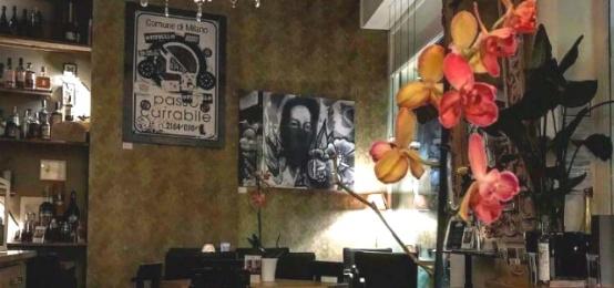 Per la Desing Week il Casa Mia diventa galleria d'arte