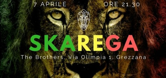 Skarega in concerto al Bar The Brothers