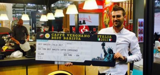 Dal Salento arriva il miglior barista d'Italia