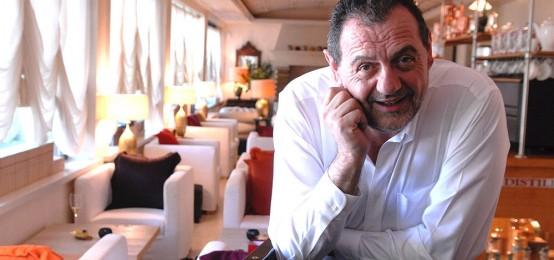 Cena d'autore con Gianfranco Vissani da Evo Bardolino