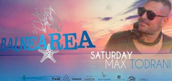 Saturday party al Balnearea Beach