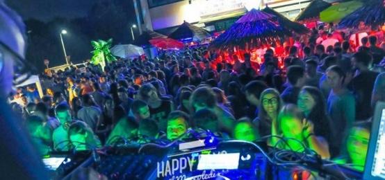 HappyDays: torna il mercoledì estivo al PinUp   2night Eventi Treviso