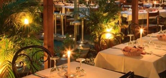L'aperitivo a buffet della Trattoria Toscana