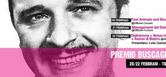 Fase Finale Premio Buscaglione a Torino