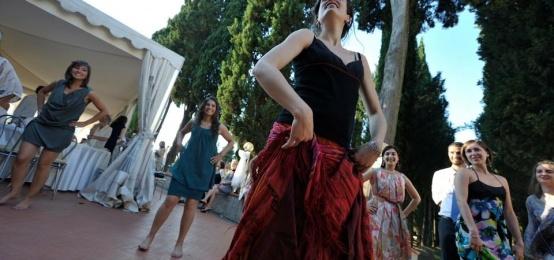 Quest'estate a Firenze si balla la pizzica su Lungarno del Tempio