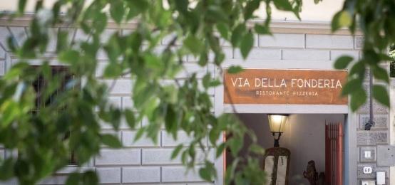 La Cena Magna Etruria al Ristorante Pizzeria Via della Fonderia