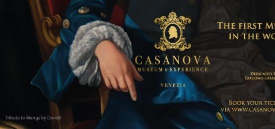 2×1 al Casanova Museum & Experience