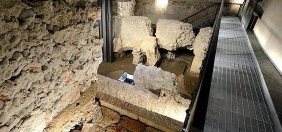Aperitivo archeologico di Corte Sgarzerie
