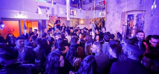 Il Christmas Party del Glam'House