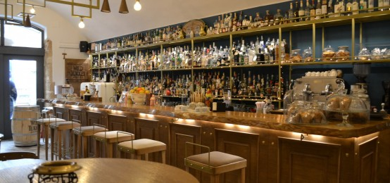 Perché Contrabar di Bisceglie è un cocktail bar unico