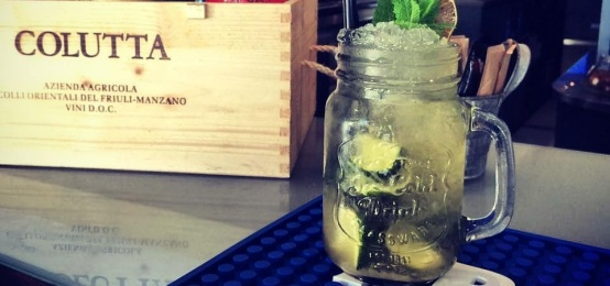 Mojito latino all' On the rock lab