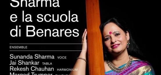 Concerto di musica indiana Sunanda Sharma e la Scuola di Benares