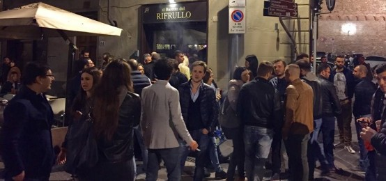 Aperitivo, wine tasting e party in due parole sole: Just Wine, a Il Rifrullo