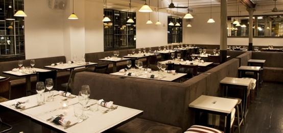 I migliori ristoranti di design best design restaurant for Ristoranti di design
