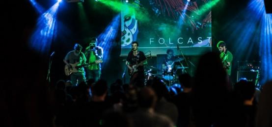 Apericena e Live Music con i Folcast al Barcellona