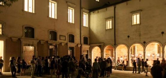Cinema nel chiostro, l'estate dei Crociferi di Venezia
