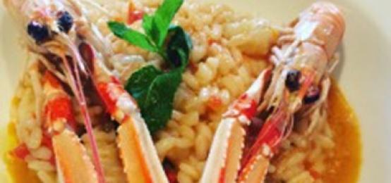 Il Braciere: la cucina di mare in Franciacorta