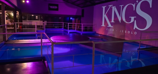 Inaugurazione del King's Club