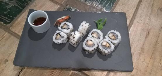 Sushi e Crudo al Fiorital