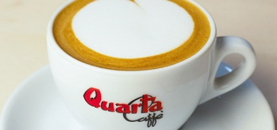 Cappuccino perfetto - I corsi di Quarta Caffè