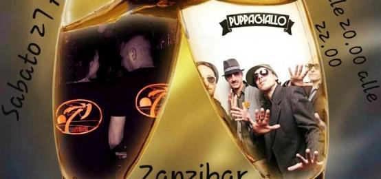 Zanziparty with Puppagiallo