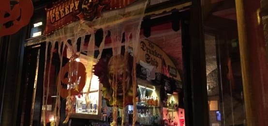 Lycans vs Vampires: Halloween al Drunken Ship