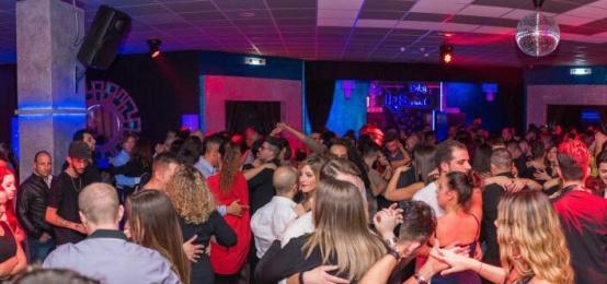 Fiesta Latina all'IDS Club