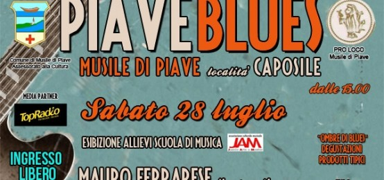 Al Via Piave Blues 2012