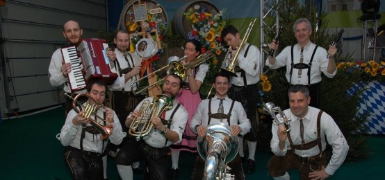 Gibierfest Band in concerto alle Cantine de l'Arena