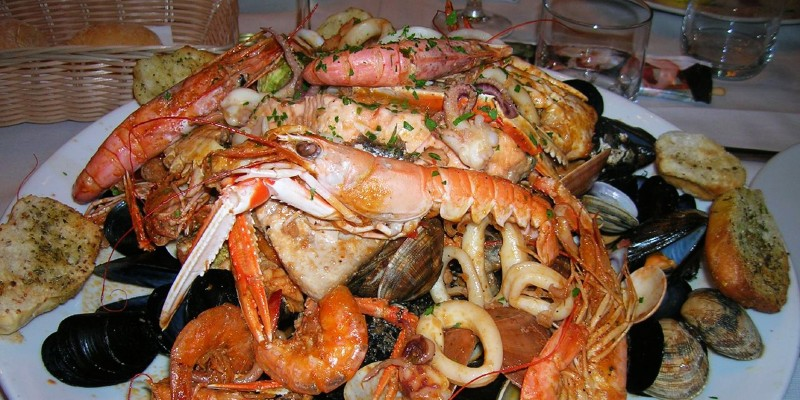 Dove mangiare il pesce sul lago di Garda