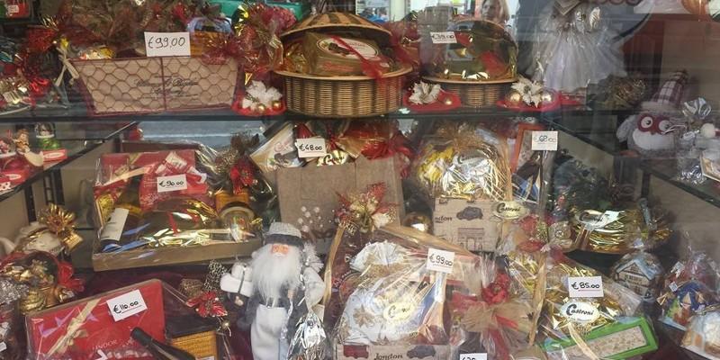 Cesti di Natale da regalare: ecco i più buoni a Roma